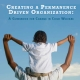 Creating a Permanence Driven Organization
